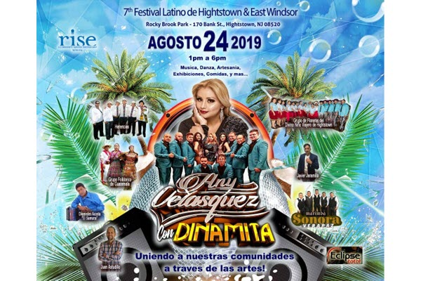 7th Annual Latino Festival of Hightstown-East Windsor