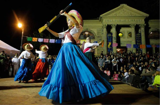 Fall events in Sonoma County, California, celebrating Latino Life