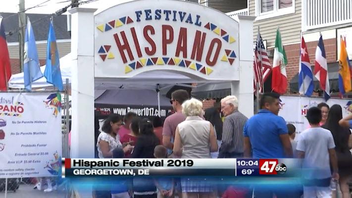 Hispanic Festival returns to Georgetown