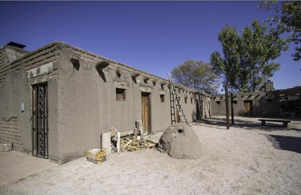 El Pueblo fills many chapters of history