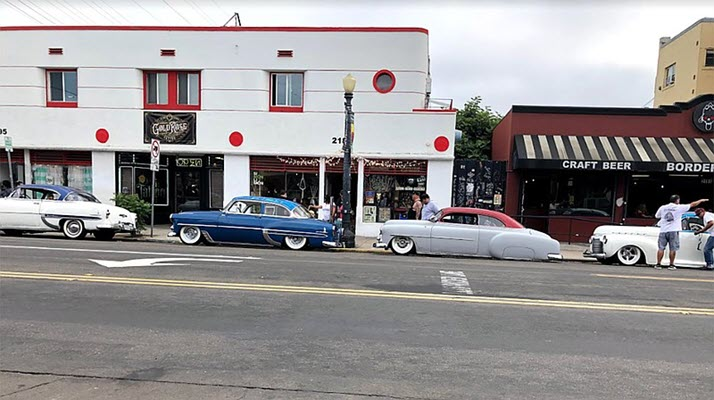 Only Here Podcast: Lowriders Built By The Border