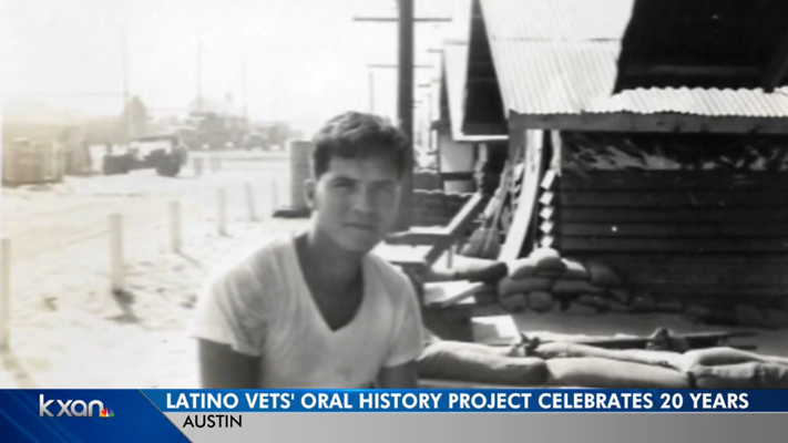 1,240 stories: UT's 'Voces' project marks 20 years of cataloging Latino veterans' lives
