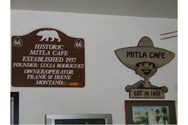 Mitla Cafe: The Route 66 institution
