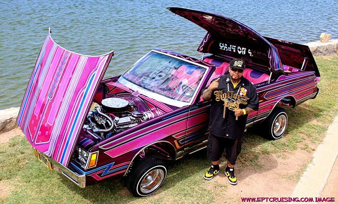 Local Car And Owner Appear In Lowrider Magazine
