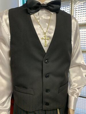 4 Button Vest
