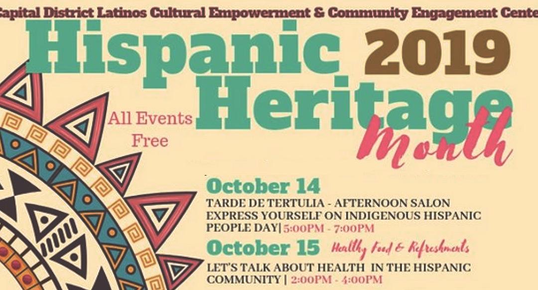 Hispanic Heritage Is Celebrated In Albany, New York