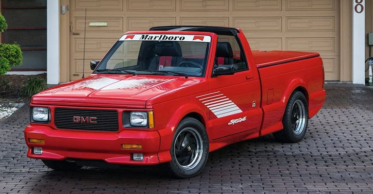 The Hidden Truth Behind The GMC Syclone