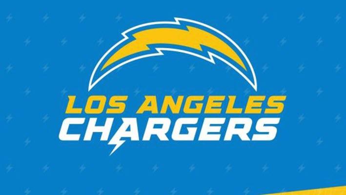 Sans Fanfare, Los Angeles Chargers Unveil New Logo