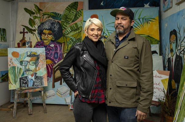 National Portrait Gallery gets San Antonio flavor and history