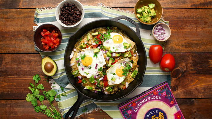 Siete Foods' Recipes for Grain- and Dairy-Free Mexican-Inspired Dishes