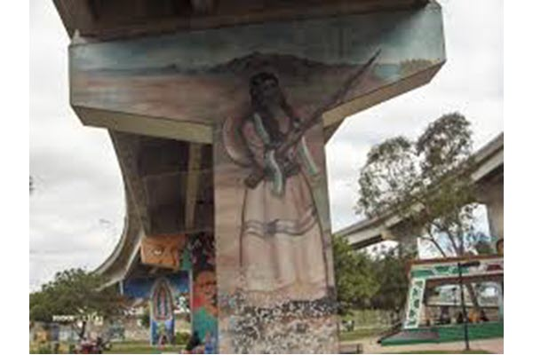 Fed Up With San Diego's Neglect, A Community Rose Up To Create Chicano Park 50 Years Ago