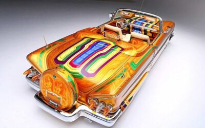 The Final Score Custom Lowrider, a Divisive Piece of Rolling Art