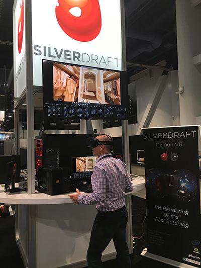 Silverdraft VR Demo