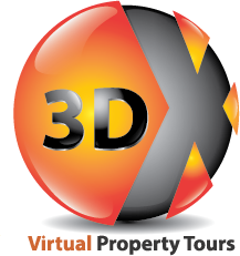 3DX Property Tours Logo