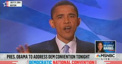 Never Forget Your First Love: Emotional MSNBCers Remember Obama