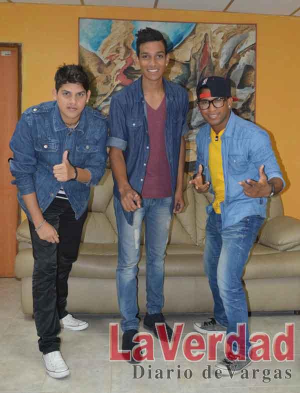 """The Boom talento venezolano pone a bailar con """"Me vuelves loco"""""""