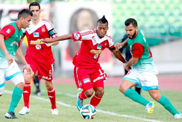Caracas Fútbol Club buscará sumar sus primeros puntos ante Metropolitanos