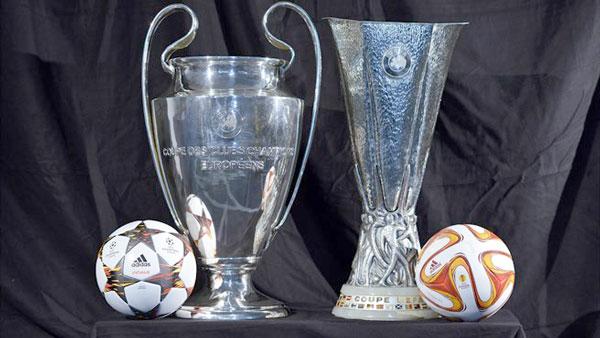 Se realizó el sorteo de la fase de grupos de la Champions