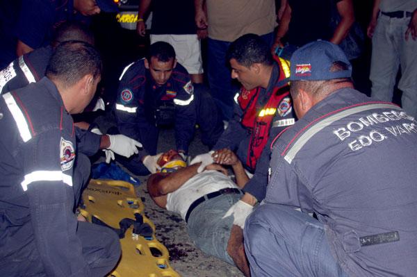 Muere adolescente al derrapar de motocicleta