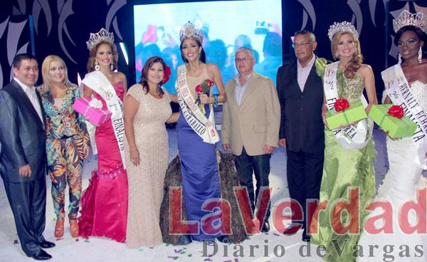 Alyzai Caraballo es la soberana de la Fetvar 2014