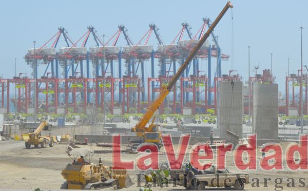 En septiembre inauguran nueva terminal de contenedores