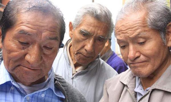 Jubilados marcharán para exigir  la aprobación del contrato marco
