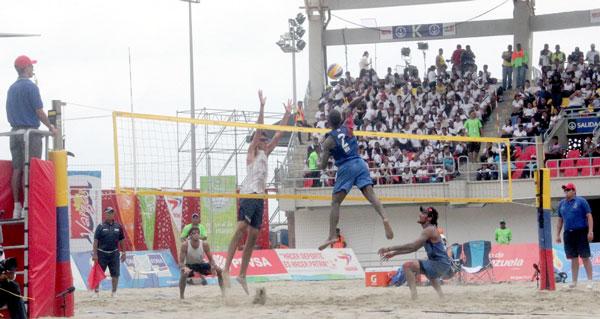 Invitan a comunidades a inscribirse en Juegos Interparroquiales de Playa