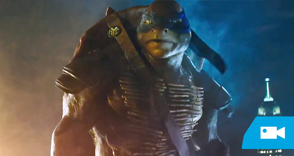 'Las tortugas Ninja' vencen a Stallone y a Schwarzenegger en taquilla