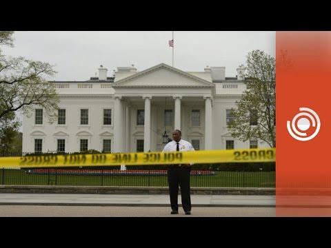 Un intruso armado obligó a la evacuación parcial de la Casa Blanca