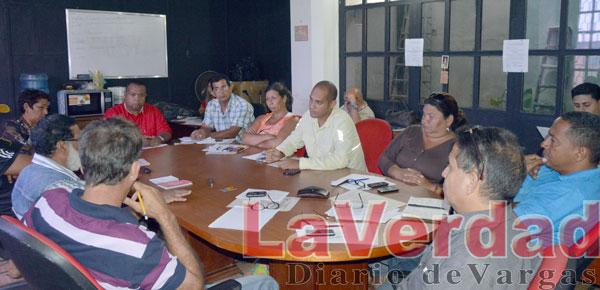 Adecuarán ordenanza sobre Consejos Locales de Planificación