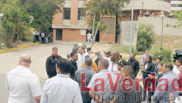 100 días sin cupos para detenidos en Vargas