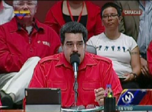"""Maduro anunciará hoy martes """"propuestas y decisiones"""" como parte del """"sacudón"""""""
