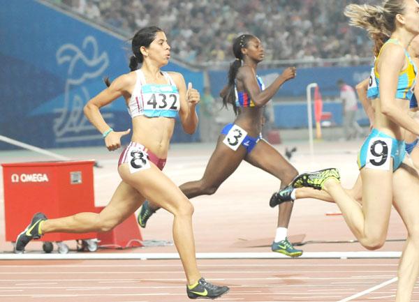 """""""Disfruté muchísimo en Nanjing"""": María Simancas, Oro olímpico"""