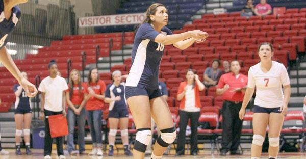 Mariángel Pérez destaca en el voleibol universitario norteamericano