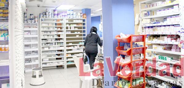 En alerta sector farmacéutico por escasez de medicamentos