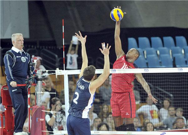 Venezuela busca 1ra victoria en el Mundial de voleibol