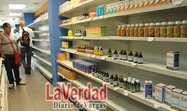 Continúan fallas en asignación de divisas para sector farmacéutico