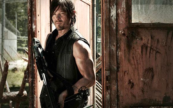 """""""The Walking Dead"""" convirtió a uno de sus actores en vegetariano"""