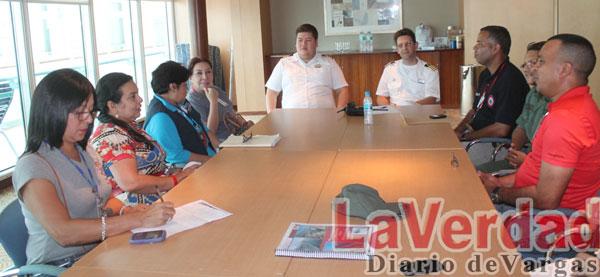 Realizarán simulacro de mesa por virus ébola en crucero Monarch