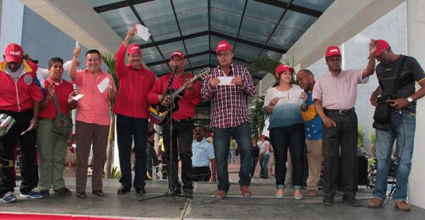 Gobernador García Carneiro: En el Psuv no hay rivalidades