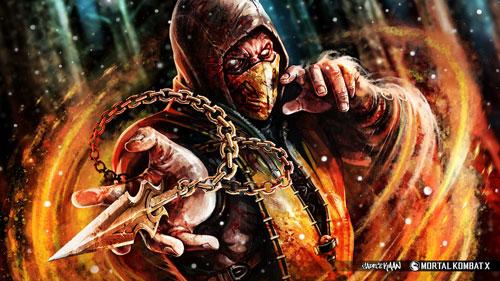 Nuevo Mortal Kombat X