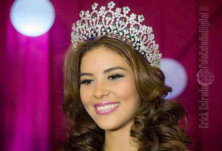 Así vivía la Miss Honduras Mundo 2014