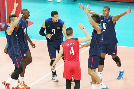 Voleibol criollo masculino se prepara vía Liga Mundial