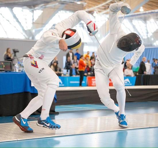 Limardo logró bronce en el Mundial de Canadá