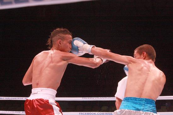 Vargas ha sido el amuleto de Venezuela en el Mundial de boxeo