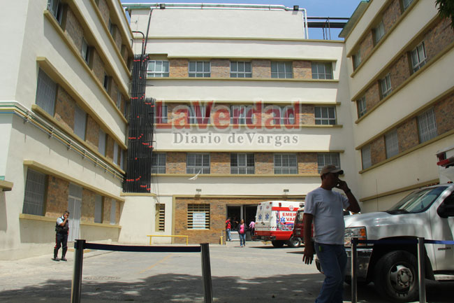 Ruletean a embarazadas por falta de agua en hospitales