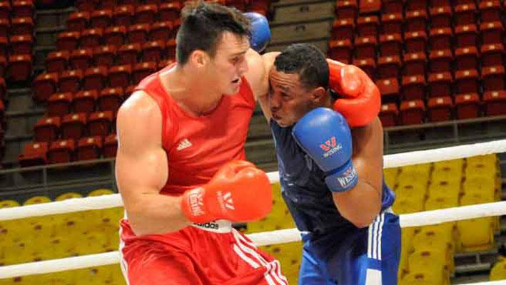 El venezolano Edgard Muñoz derrotó al canadiense Simon Kean