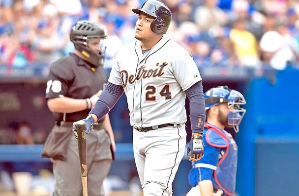 Cabrera pierde motivación en Detroit