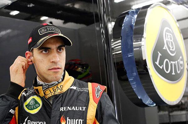 Lotus considera que Maldonado merece más oportunidades en el equipo