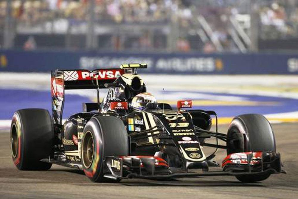 Pastor Maldonado y PDVSA aportarán más de 46 millones de dólares a Lotus